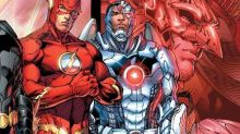 The Flash Solo Movie Will Co-Star Cyborg