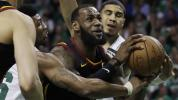 LeBron James dismisses fatigue questions