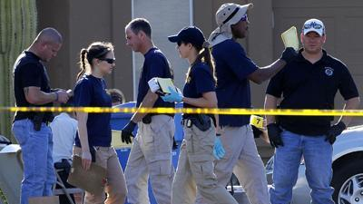Shooting 'out of character' for suspected gunman