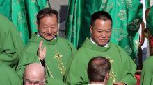 Chinese bishops at Vatican meeting invite pope to make landmark visit