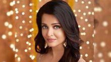 Aishwarya Rai Bachchan Gives Festive Wear Goals With A Pretty Red And Golden Sari