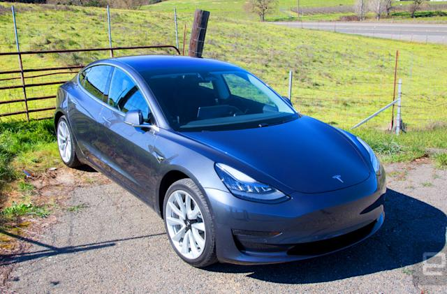 Tesla's promised $35,000 Model 3 is still a long way off