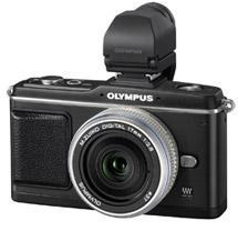 Olympus E-P2 leaks out again, brings along lofty price tag