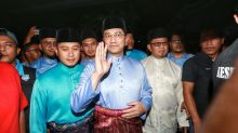 Again, Azmin says PKR spent 20 years building up for 'traitors'
