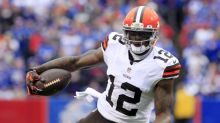 Josh Gordon, still waiting for reinstatement, has a new, famous trainer and a new agent