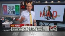 Cramer's charts suggest investors buy Akamai and sell Wal...