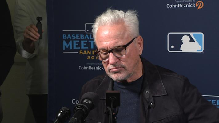 Joe Maddon says sign-stealing 'is on the same level as steroids'