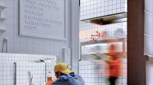 首間以3D掃描打造的正宗炸魚薯條店 對英國傳統的現代演繹