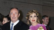 El disgusto de Ágatha Ruiz de la Prada: las fotos del 'chatarrero' con otra