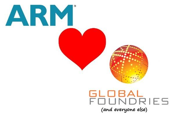 ARM and Globalfoundries hammer out deal to promote 20nm mobile chips