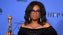 Golden Globes 2018: Rede von Oprah Winfrey rührt den Saal