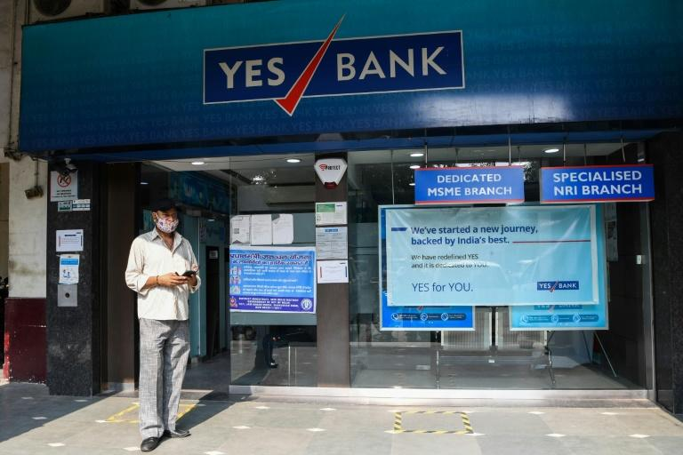 Yes Bank was struggling with bad loans before the Reserve Bank of India took it over in March and drew up a rescue plan backed by eight other lenders