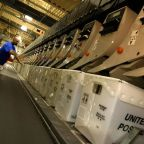 A USPS 'Equipment Reduction' plan will reportedly eliminate 15 percent of mail sorting machines