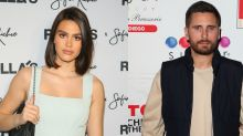 Scott Disick shares picture of date with Amelia Hamlin