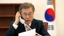 South Korea urges 'parallel' talks, sanctions to rein in North