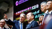 International investors own record £1tn of UK stocks