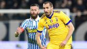 Juventus, nouvelles rassurantes pour Chiellini