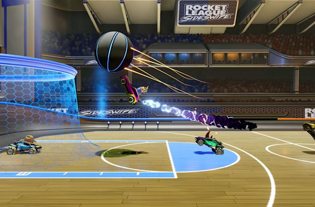 'Rocket League Sideswipe' is coming to iOS and Android