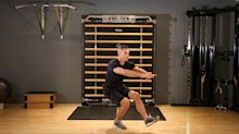 How to get fit for the slopes: single leg squats