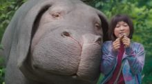 'Okja' Trailer: Tilda Swinton Snatches a Hippo-Dog Creature From Its BFF