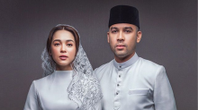 Actress Emma Maembong weds pilot in private ceremony this morning