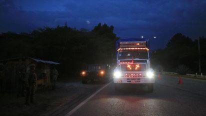 Mexico detains 791 of migrants amid U.S. pressure