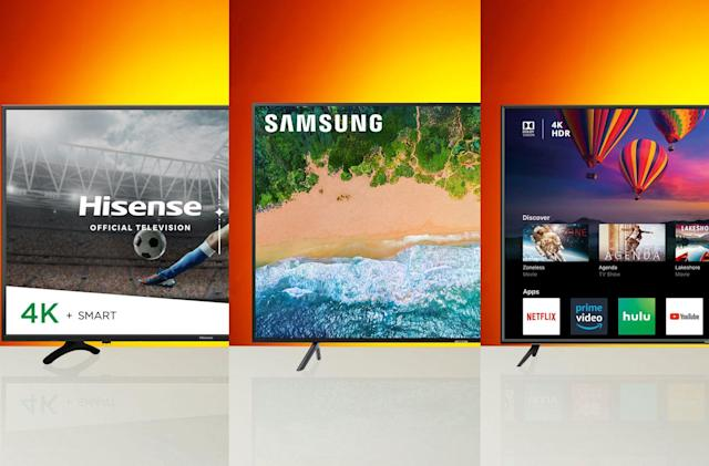 The best TVs for dorm rooms
