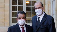 Covid-19: le président polynésien testé positif à son retour de Paris