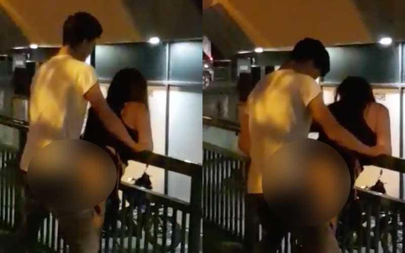 Sex outside video — 4