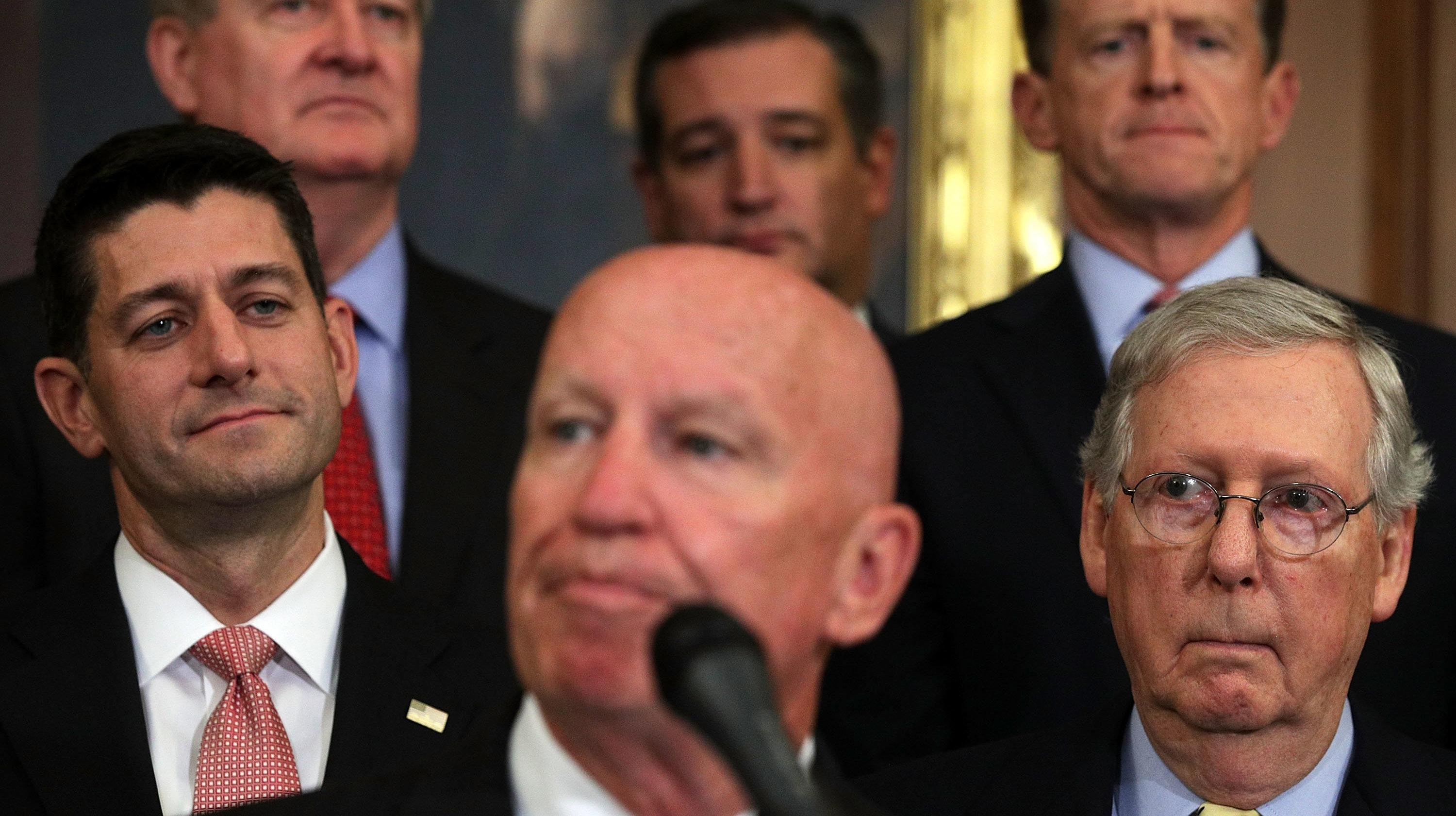 The Politics Of Tax Reform Are Driving Republicans, Not The Policy