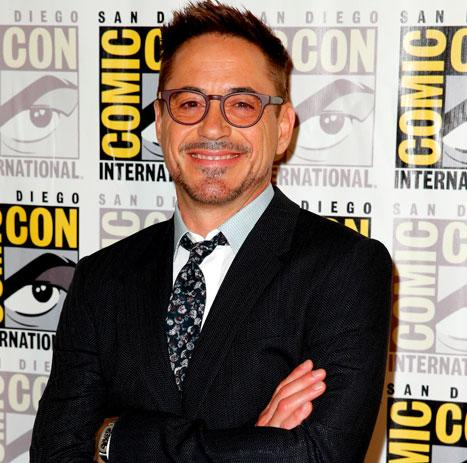 Robert Downey Jr. Set to be Iron Man Again, In Talks to Play Superhero Role  in ... 9be0a4fa02