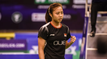 Shuttler Yeo Jia Min focused on rising to the top