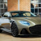 Aston Martin Pays Tribute to James Bond with a (Very) Limited-Edition DBS Superleggera