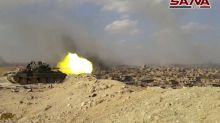 Syrian Army retakes last major stronghold of Islamic State after campaign with allied forces