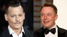Elon Musk et Johnny Depp, Booba et Kaaris... Quand les stars décident de se battre