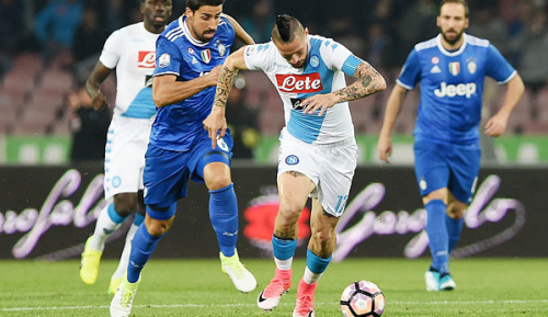 "Serie A: Lazio-Coach Inzaghi: Hamsik ""komplettester Spieler"" Italiens"