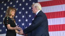 Trump to make room soon for Melania and son at White House