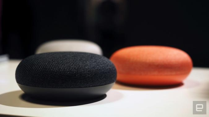 Google re-enables touch controls for audio playback on the Home Mini