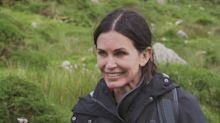 'Running Wild With Bear Grylls' Sneak Peek: Courteney Cox Makes Fire With Beauty Products