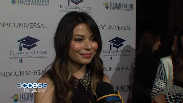 Miranda Cosgrove Talks Despicable Me Success, School Of Rock Reunion And Shares Halloween Plans