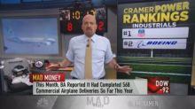 Cramer flags 5 industrial stocks he likes right now, incl...