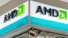 Advanced Micro Devices (AMD) Plunges to 1-Month Low As Tech Stocks Dip