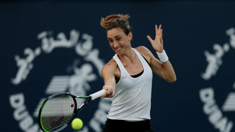 Tennis: Martic, Kontaveit dig deep to advance to Palermo quarter-finals