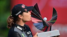 LPGA: Emotional Ariya Jutanugarn wins at home in Thailand with closing 63