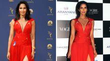 Padma Lakshmi: Darum trägt sie zweimal das gleiche Kleid