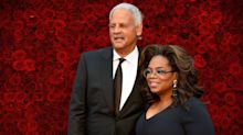 Oprah Winfrey steps out with partner of 33 years in rare date night