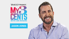 Comedian Jason Jones talks money and working with his wife Samantha Bee
