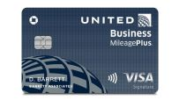 United Airlines targets business travelers with new credit card