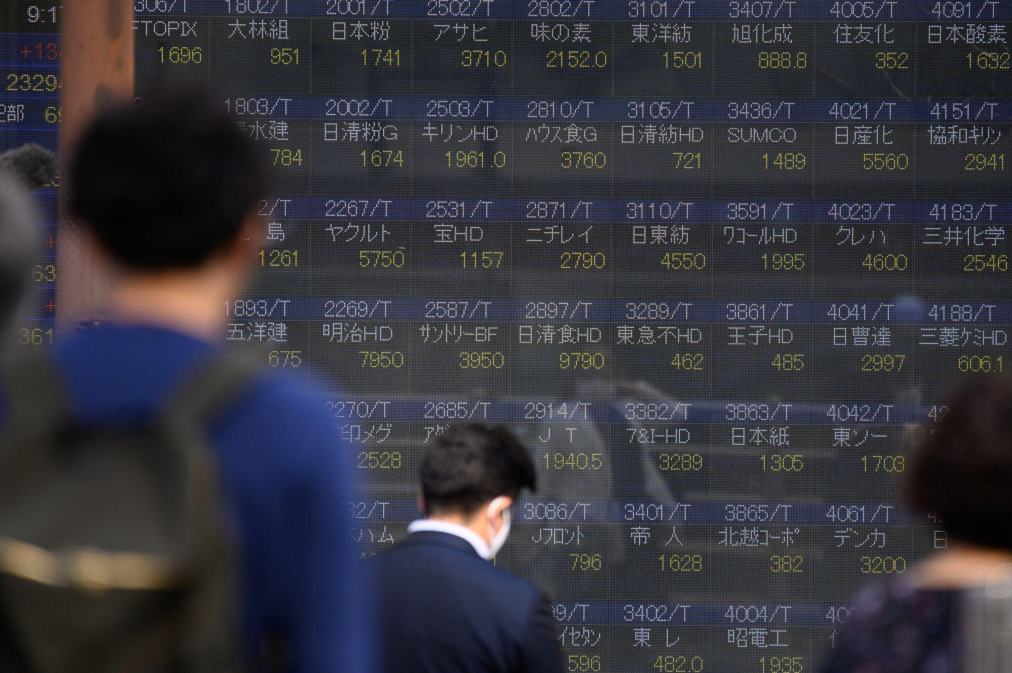Stocks Climb To Record Amid Stimulus Discussions Markets Wrap