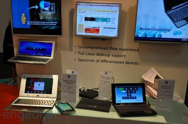ARM's stash of netbook oddities and a Windows Mobile 6.5 MID